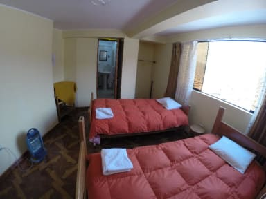 Fotos von Cusco Packers Hostels