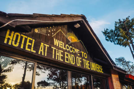Foto di Hotel at the End of the Universe