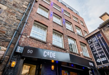 Bilder av CoDE Pod Hostels - THE LoFT