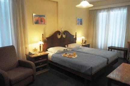 Zdjęcia nagrodzone Asteras Hotel Larissa