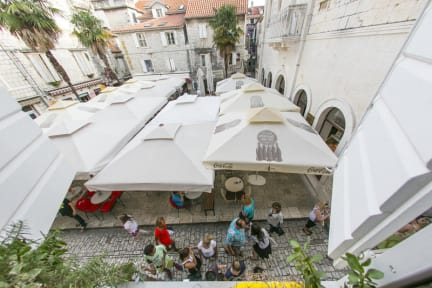 Bilder av City Hostel Trogir