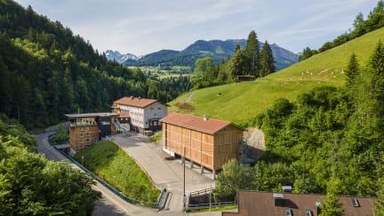 Foton av Oberstdorf Hostel
