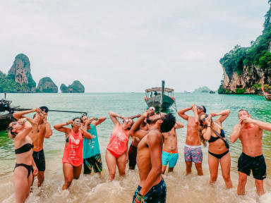 Foto di Slumber Party Hostel Ao Nang Beach