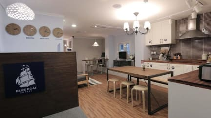 Foto di Blueboat Hostel Myeongdong