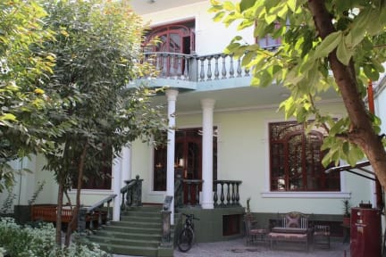 Bilder av Green House Hostel Dushanbe