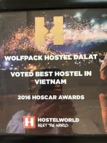 Fotografias de Wolfpack Hostel Dalat