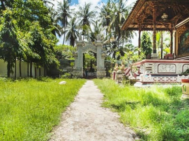 Nusa Garden Bungalow tesisinden Fotoğraflar