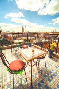 Photos of Riad Jennah Rouge