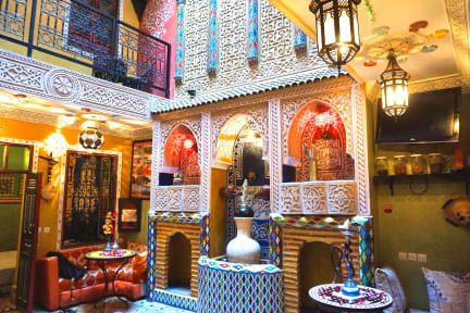 Photos de Riad Jennah Rouge