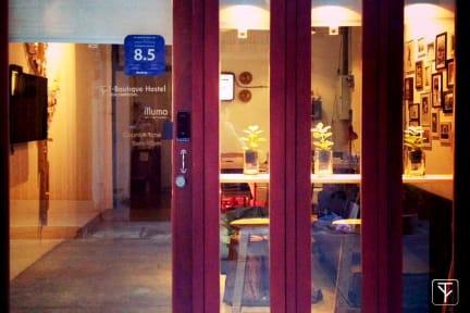 Fotos von T-Boutique Hostel (Hua Lamphong)