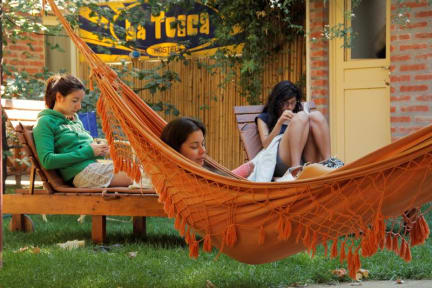 Foto's van La Tosca Hostel