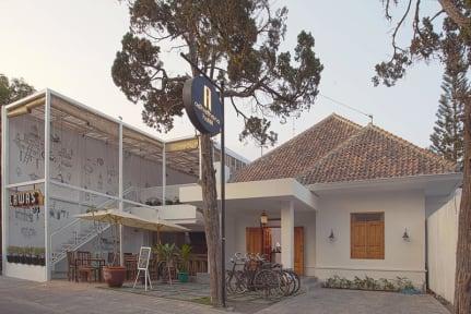 Adhisthana Hotel Yogyakarta tesisinden Fotoğraflar
