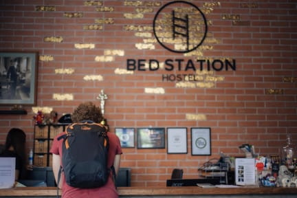 Foto di BED STATION Hostel Ratchthewi