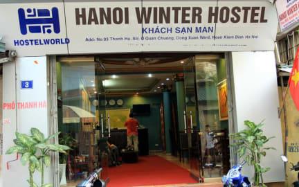 Hanoi Winter Hostel照片