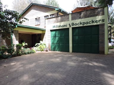 Foto di Milimani Backpackers & Safari Centre Ltd