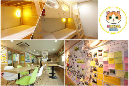 Fotky Hi Korea Guest House(female only)
