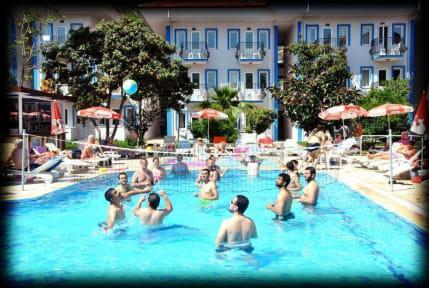 Fotografias de Oludeniz Akdeniz Beach Hotel
