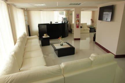 Almudena Apart Hotel tesisinden Fotoğraflar