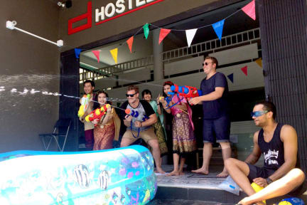 Foto di D Hostel Bangkok