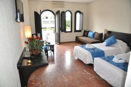 Hotel Les Omayadesの写真
