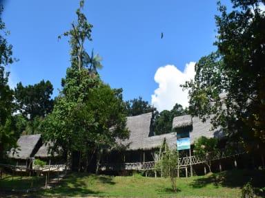 Bilder av Lodge Jungle Wolf Expeditions