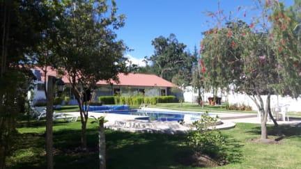 Zdjęcia nagrodzone Hostel Quinta Carlota