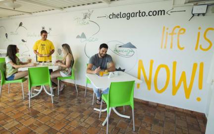Foton av Che Lagarto Suites Curitiba