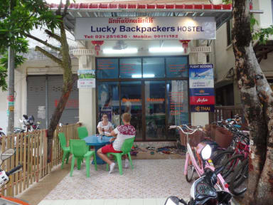Fotos de Lucky Backpackers Hostel Vientiane
