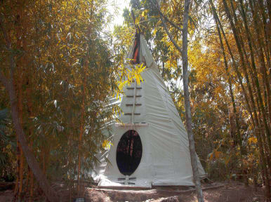 Fotky The Tipi Hostel