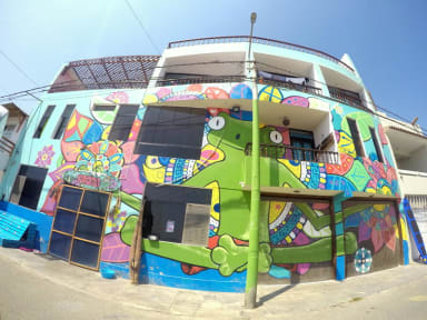 Фотографии Frogs Chillhouse Hostel Huanchaco