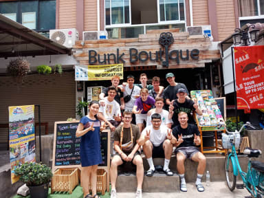 Kuvia paikasta: Bunk Boutique Hostel Chiang Mai