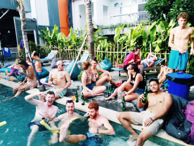 Capsule Hotel Bali - New Seminyakの写真