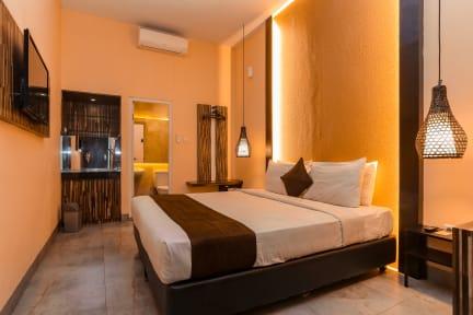 Foto's van Capsule Hotel Bali - New Seminyak
