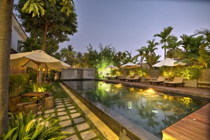 Fotos de La Residence Blanc D'Angkor