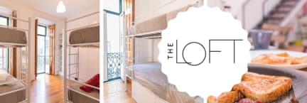 Fotografias de The Loft Lisbon Hostel