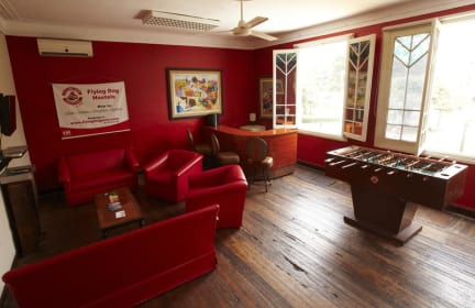 Fotos von Flying Dog Hostels Backpackers