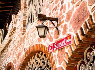 Kuvia paikasta: El sunset hostel