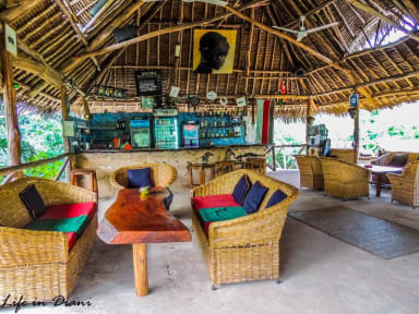 Stilts Backpackers Diani Beach照片
