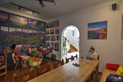Фотографии Dragonfly Hostels Miraflores