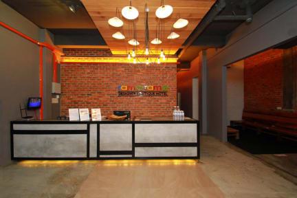 Fotky Ramarama Designer Boutique Hotel