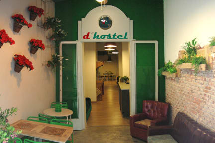 Foton av D´hostel Madrid