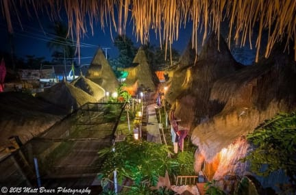 Fotos de Fantastic Bamboo Hut
