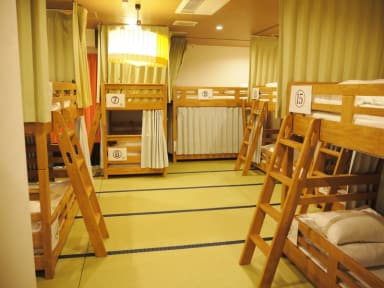 Photos de HOSTEL WASABI Nagoya Ekimae