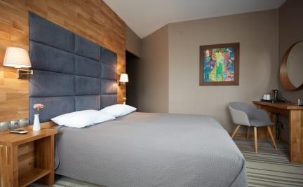 Zdjęcia nagrodzone Hotel Batory