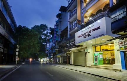 Hanoi Little Town Hotelの写真
