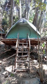 RainForest Camping Perhentian Island照片