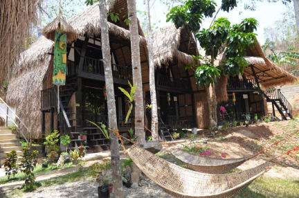 Foto di Love and Peace Deep Jungle River Resort