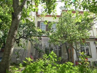Fotky Lotus Garden Hostel Izmir