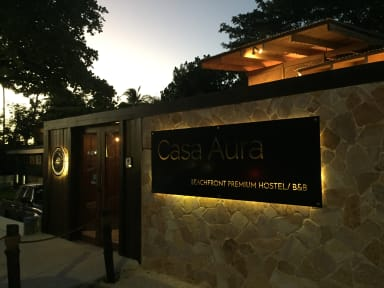 Casa Aura Beachfront Premium Hostel照片