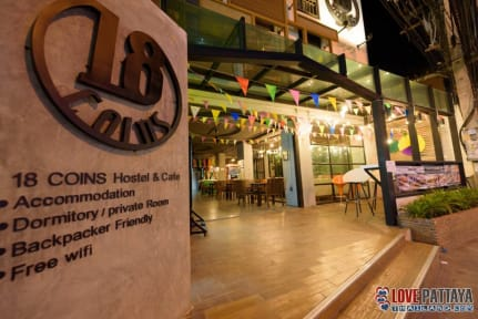 Fotos de 18 Coins Cafe & Hostel